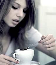 кофе пить
