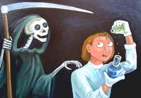 органы человека = бессмертие человека ?