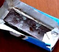 белый налет на шоколаде не страшен